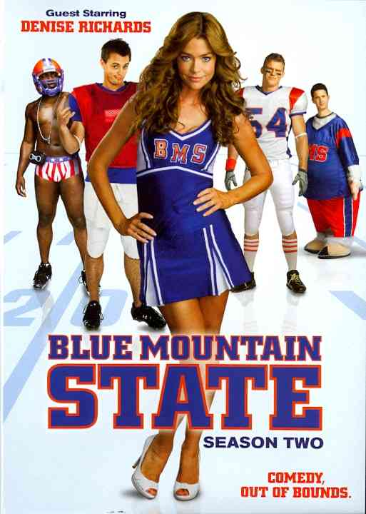 BLUE MOUNTAIN STATE SEASON 2 BY BLUE MOUNTAIN STATE (DVD)