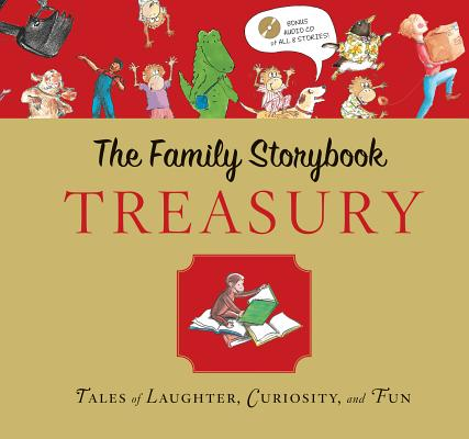 Family Storybook Treasury By Houghton Mifflin Harcourt (COR)